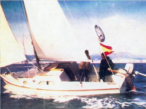 tipo barco geisha: