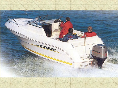 Quicksilver 590 Cruiser
