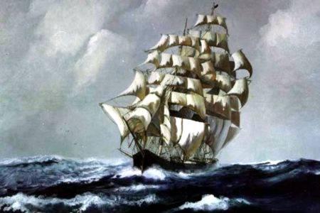 Resultado de imagen de clipper barco