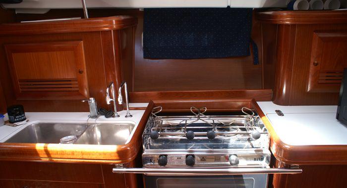 Microondas for Cocinas para barcos