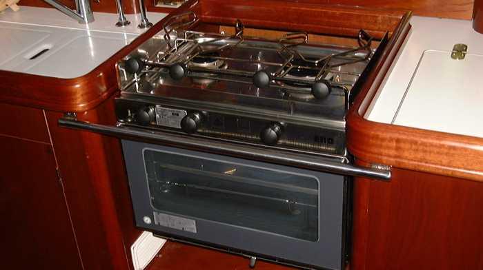 Cocina del barco consejos tiles para sacarle el m ximo - Cocinas para barcos ...