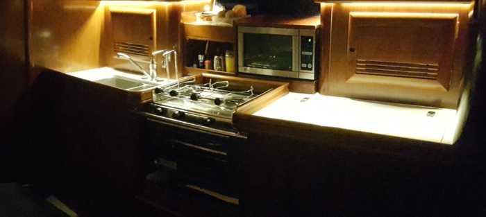 Cocina del barco consejos tiles para sacarle el m ximo for Utiles para cocina