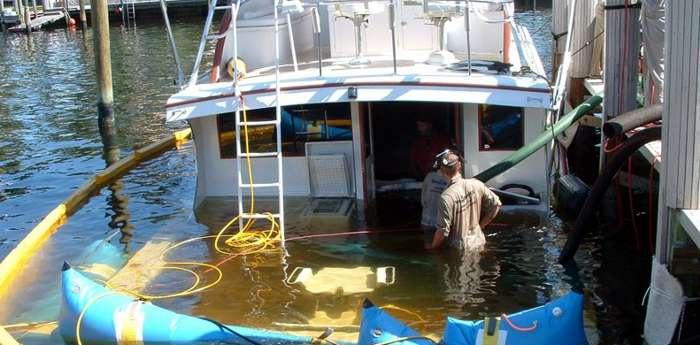 Via de agua seguridad en la mar - Bombas de achique de agua ...