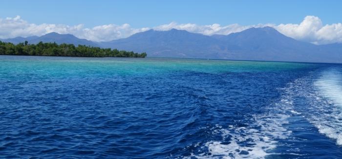 Oceano Pacifico Y Oceano Indico Sus Corrientes Navegar Y Bucear En