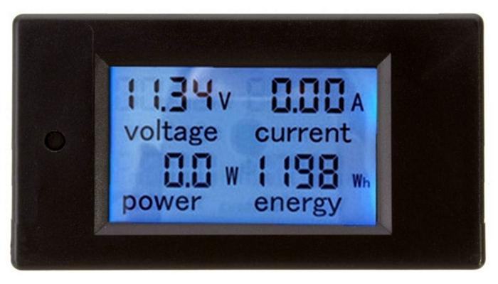 Controlar la energía a bordo para no descargar las baterías, con el ...