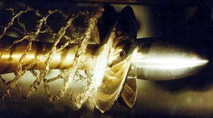 что такое кавитация на лодочном моторе